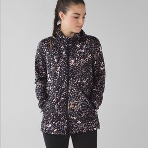 Lululemon Miss Misty Jacket ll Star Crusher Sz 6